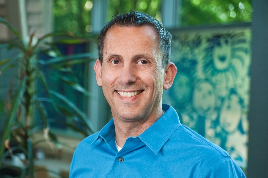 Profile picture of Wes Wright, corporate CTO for Sutter Health.