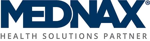The MEDNAX logo.