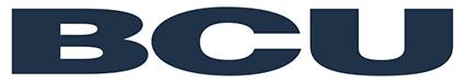 BCU logo.