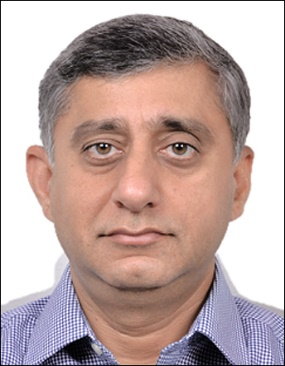 Profile picture of Anurag Seth, vice president and global head of Talent Transformation, TopGear, and Business Continuity at Wipro.