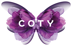 The Coty logo.