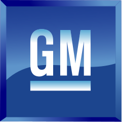The GM logo.