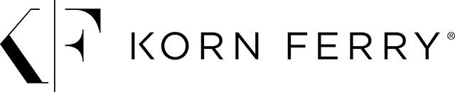 Logo for Korn Ferry.