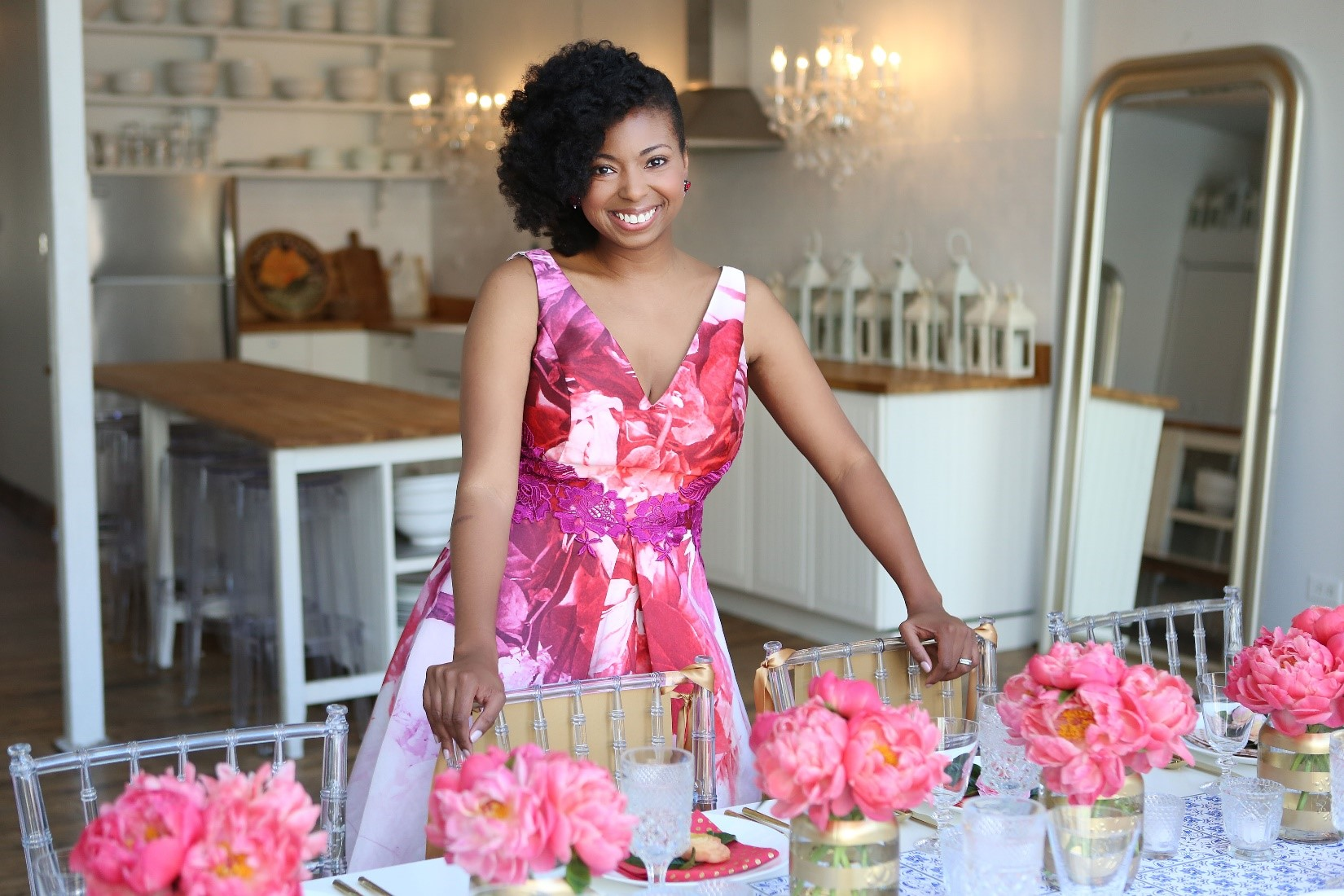 Profile picture of Jocelyn Delk Adams, entrepreneur and author of the book Grandbaby Cakes.