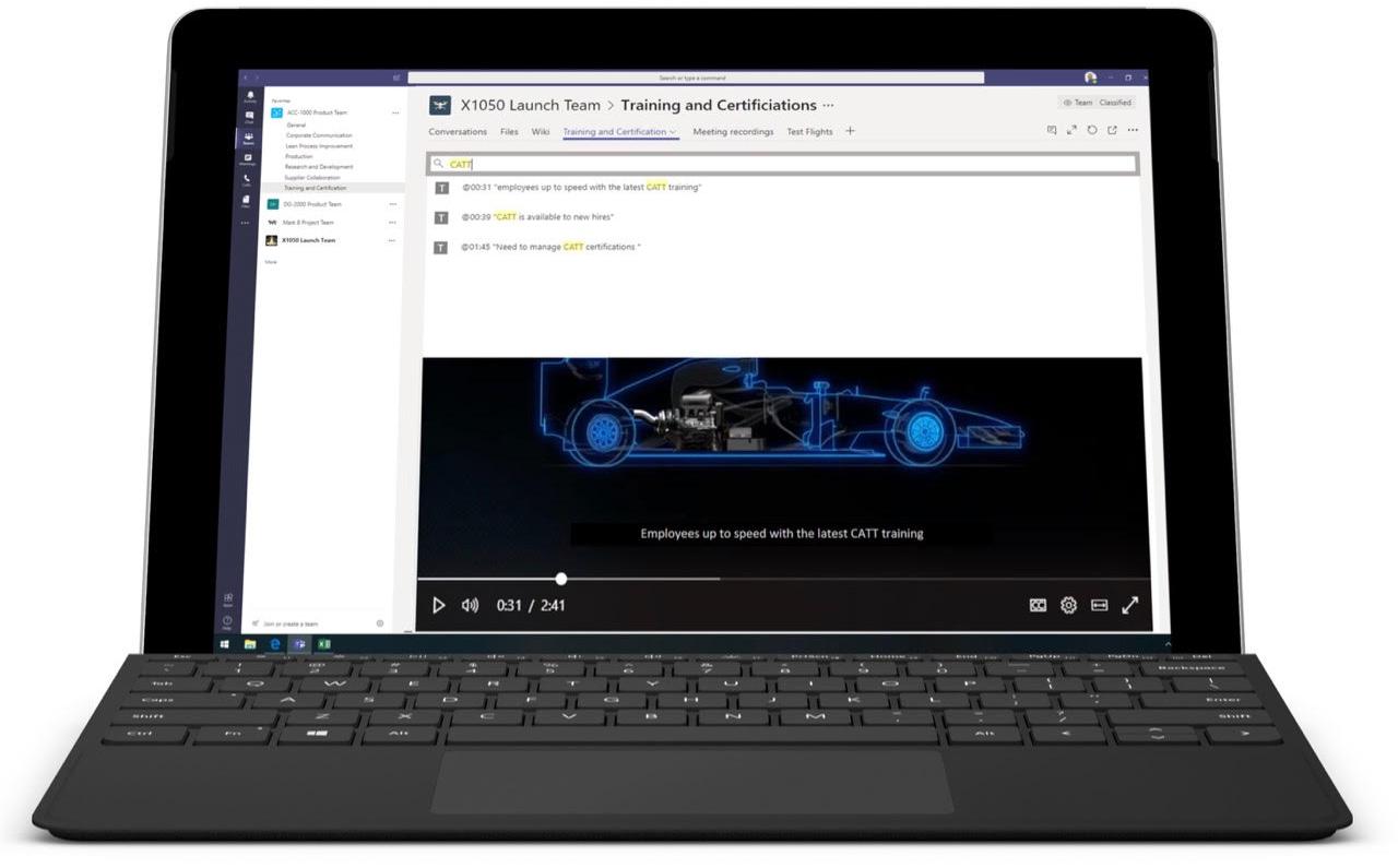 Colmare il gap delle competenze nella produzione con Microsoft 365