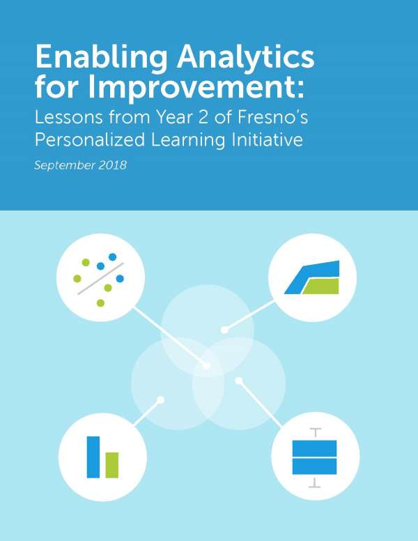 Enabling Analytics for Improvement: Lessons from year 2 of Fresno's Personalized Learning Initiative