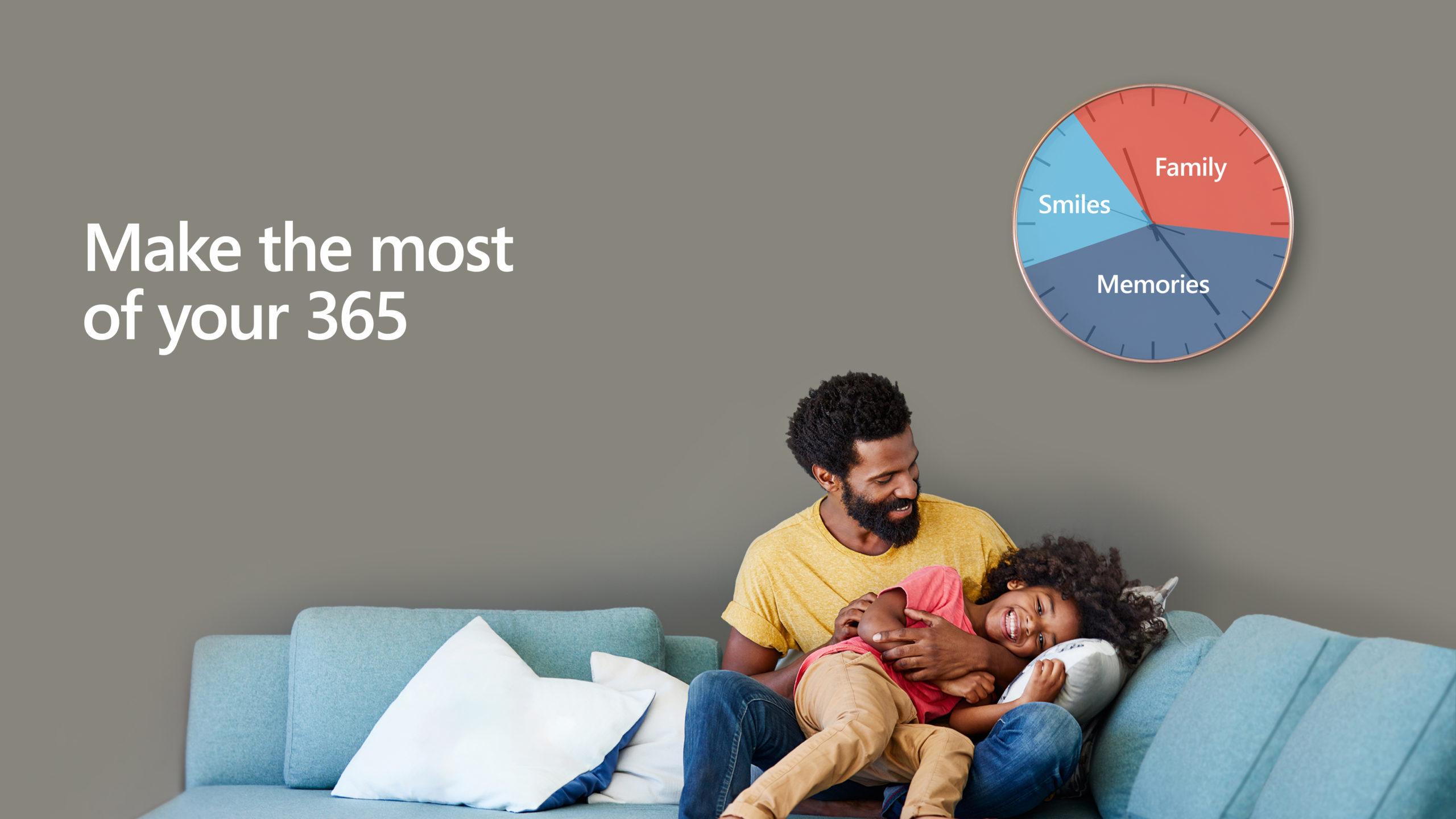 Presentazione dei nuovi abbonamenti Microsoft 365 Personal e Family