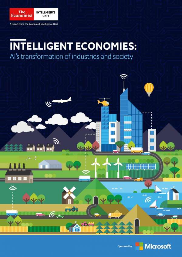 Intelligent economies: AI's transformation of industries and society
