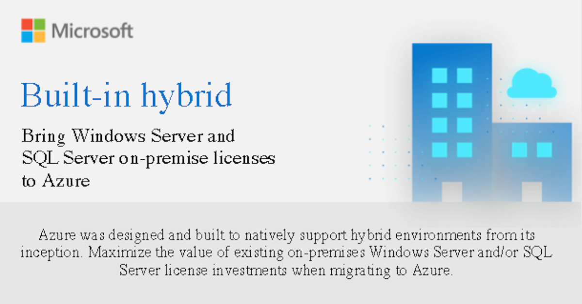 Built-in Hybrid infographic