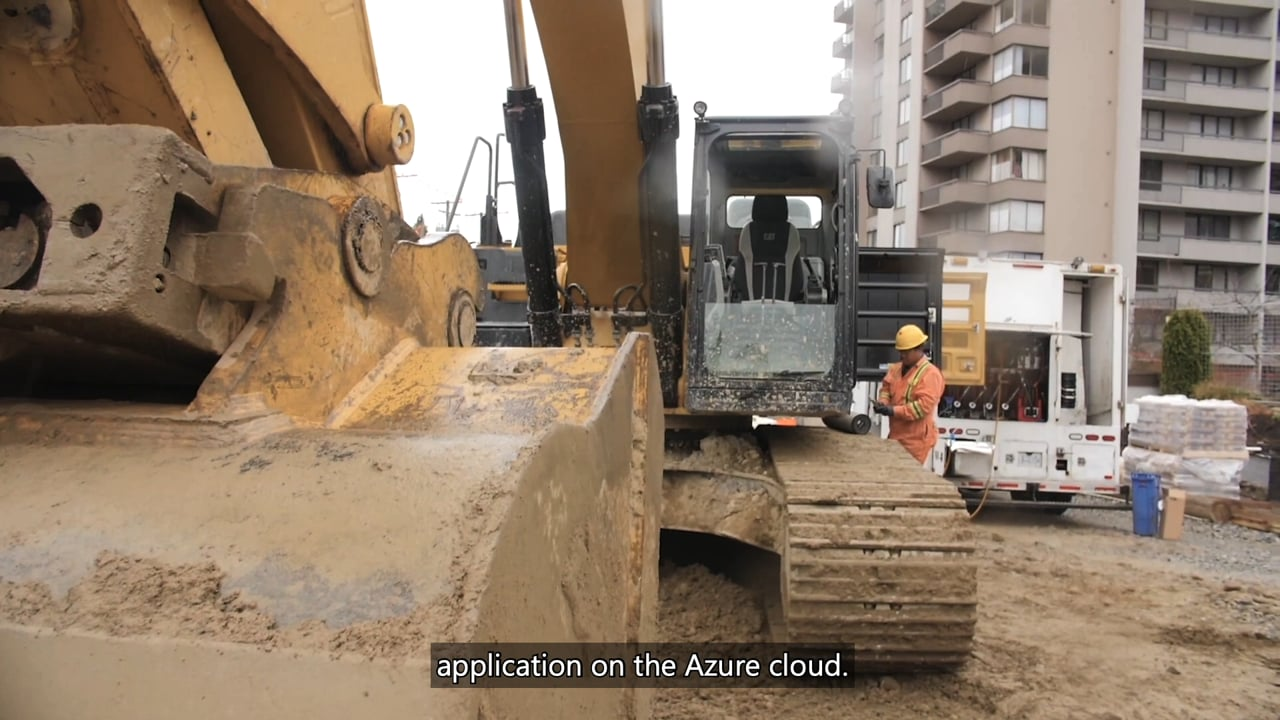 FINNING digitally transforms its operations with IoT apps on Azure cloud