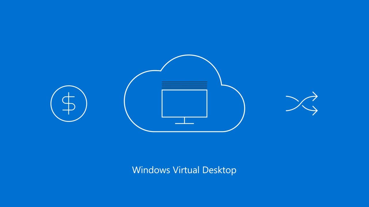 Windows Virtual Desktop Solution Overview