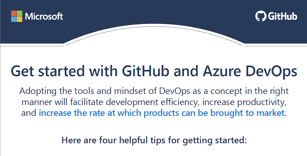Get started with GitHub and Azure DevOps