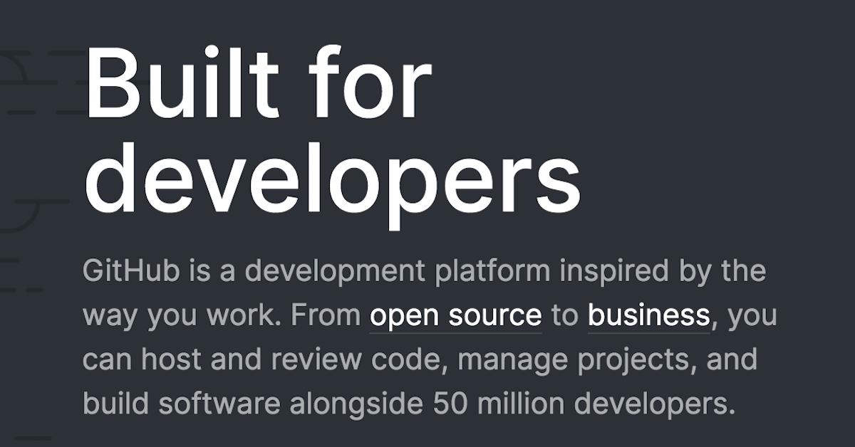 GitHub seeks security